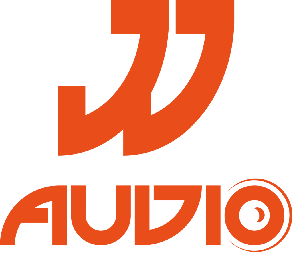 JJ Audio logo