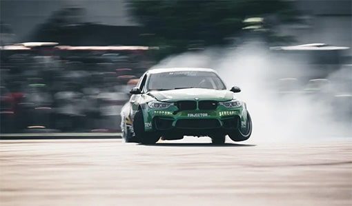 BMW radalla #1