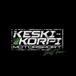 Keski-Korpi Motorsport t-paita #1 logo